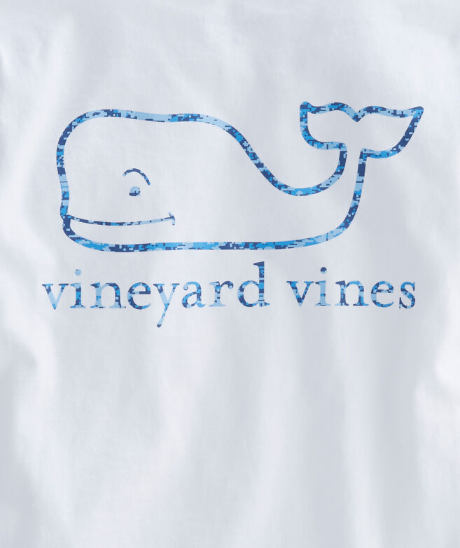 Vineyard vines whale outline