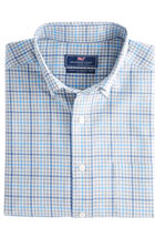 Round Pond Check Classic Murray Shirt
