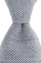 Oar Stripe Knit Tie