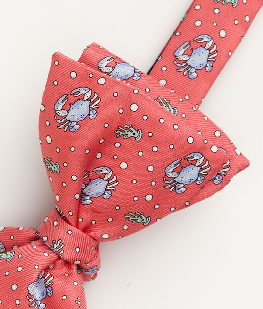 Boys Bow Ties Crab Bow Tie For Boys Vineyard Vines
