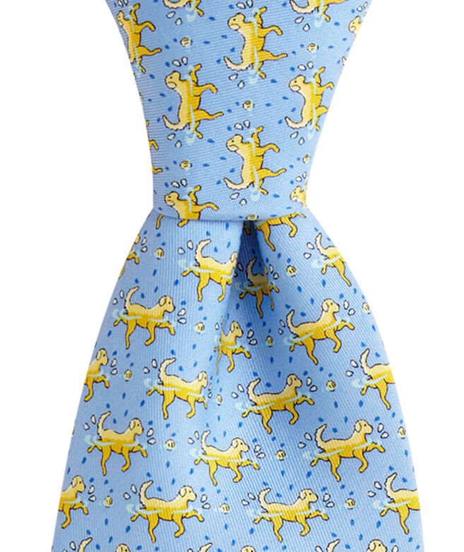 Golden Retriever Tie