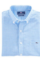 Main Mast Check Slim Tucker Shirt