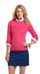 Whale Intarsia Sweater