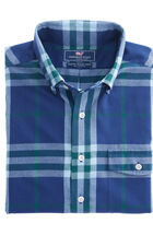 Gateway Isles Performance Flannel Slim Crosby Shirt