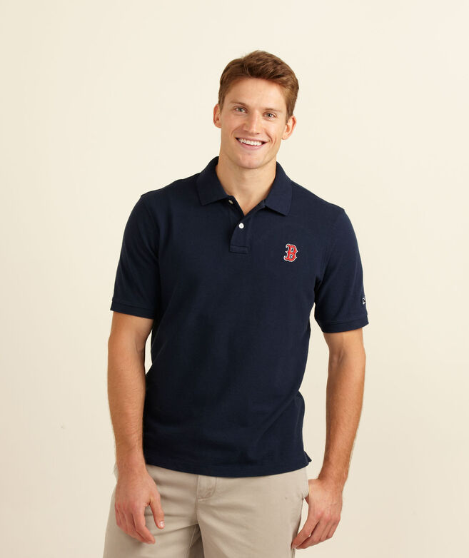 Boston Red Sox Polo