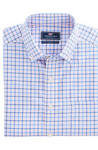 Abells Check Performance Classic Murray Shirt