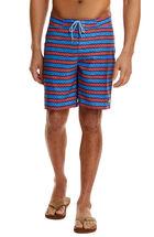 Angler Stripe Board Shorts