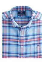 South Harbor Plaid Slim Tucker Shirt