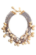 Shell Multilayer Necklace