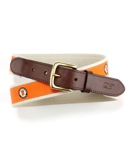 San Francisco Giants Canvas Club Belt