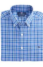 Gilberts Pond Plaid Slim Tucker Shirt