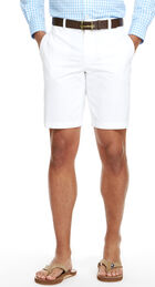 9 Inch Great White Summer Twill Club Shorts