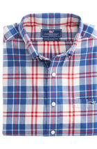 Dorchester Performance Flannel Slim Tucker Shirt