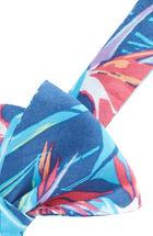 Birds Of Paradise Woven Bow Tie