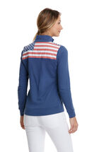 Womens Flag Shep Shirt