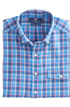 Seaview Check Slim Crosby Shirt