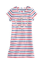 Girls Rope Anchor Tee Dress