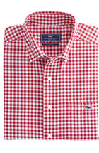 Nottingham Gingham Classic Tucker Shirt