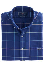 Tarpon Lane Check Slim Tucker Shirt