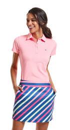 Hanover Short-Sleeve Pique Polo