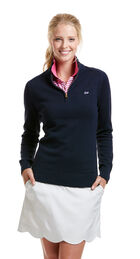 1/4-Zip Club Sweater