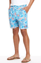 Coastal Floral Chappy Trunks