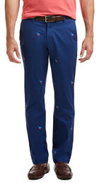 Donkey Embroidered Breaker Pants