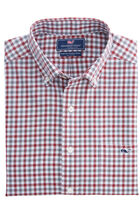 Meadowbrook Gingham Slim Tucker Shirt