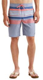Yarmouth Stripe Board Shorts