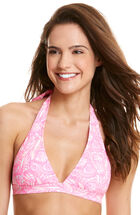 Shells Allover Halter Top