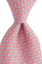 Fish Food Tie