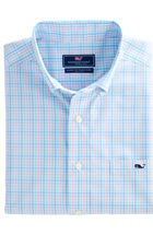 Sunbridge Check Classic Tucker Shirt