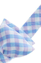 Nevis Gingham Woven Bow Tie
