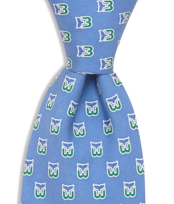 Hartford Whalers Tie