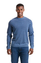 Striped Nautical Crewneck