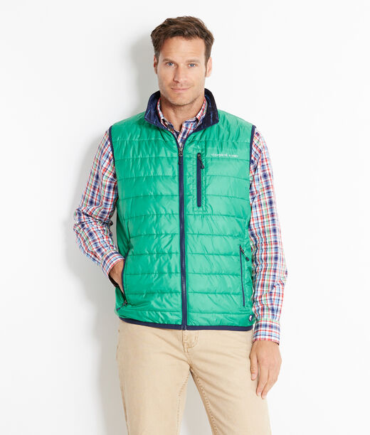 Shop Outerwear Mountain Weekend Vest For Men Vineyard Vines