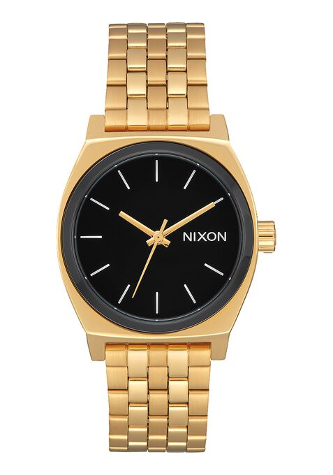 Medium Time Teller, Gold / Black / White