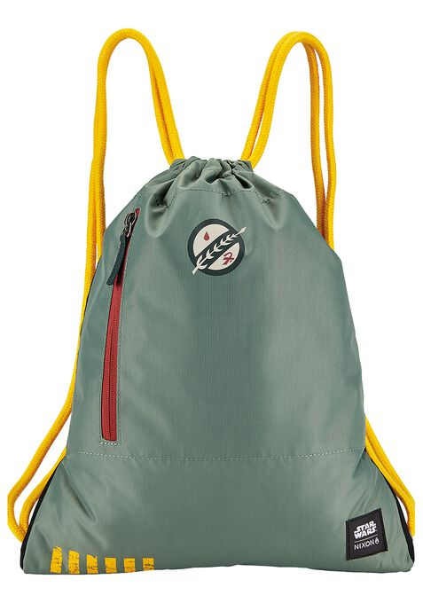 Everyday Cinch Bag SW, Boba Fett Green