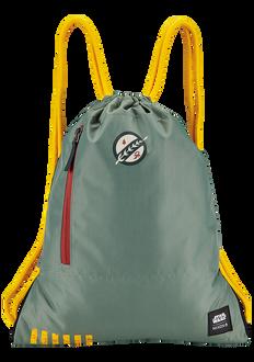 Everyday Cinch Bag SW, Boba Fett Green