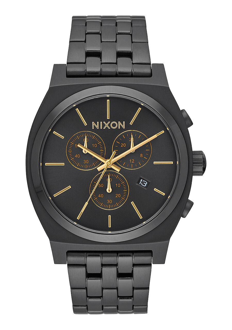 com nixon watchshop unisex teller watch time the watches
