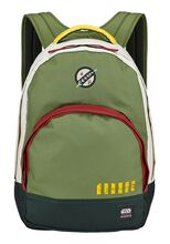 Grandview Rucksack Star Wars, Boba Fett Green