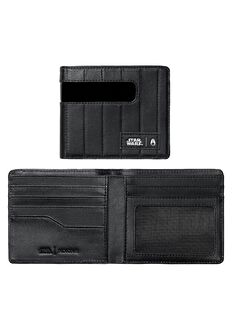 Showoff Leather Wallet SW, Vader Black