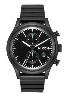 Station Chrono, All Black / Gunmetal