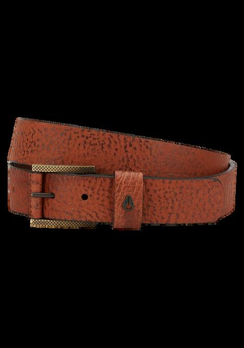 Americana Slim Belt II, Brown
