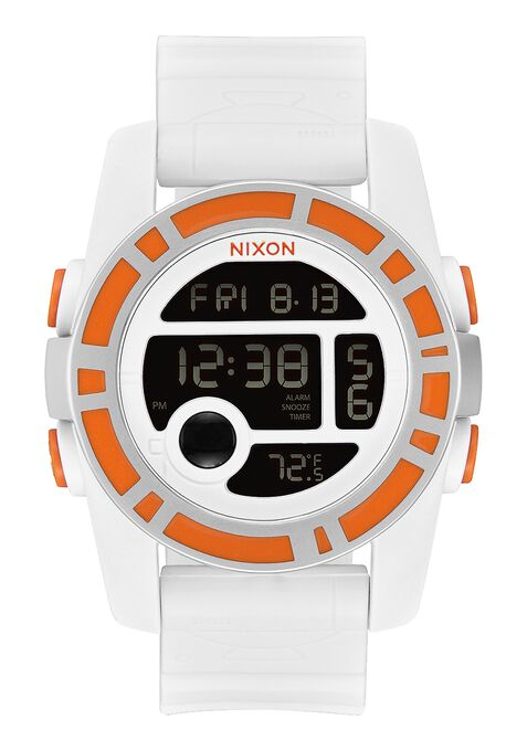 Unit 40 SW, BB-8 White / Orange