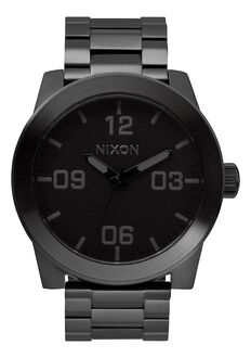 Corporal SS, All Black