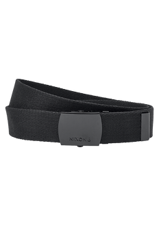 Basis Belt, All Black