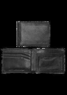 Legacy Bi-Fold Wallet, Black