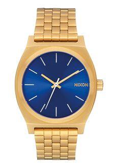 Time Teller, All Gold / Blue Sunray