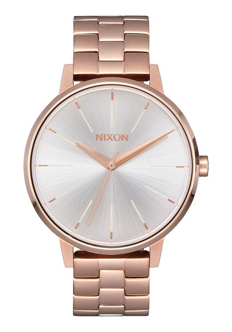 Kensington, Rose Gold / White